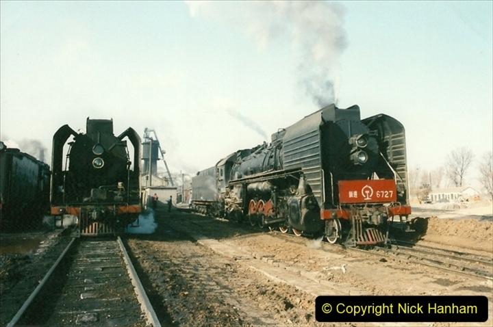 China 1997 November Number 2. (64) Yebaishou shed. 064