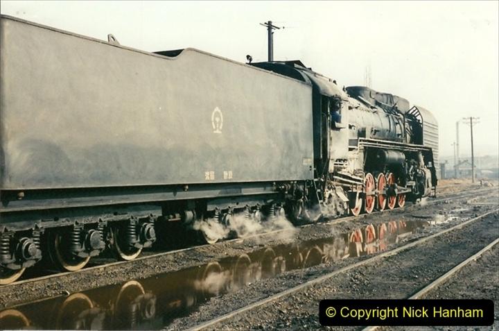 China 1997 November Number 2. (67) Yebaishou shed. 067