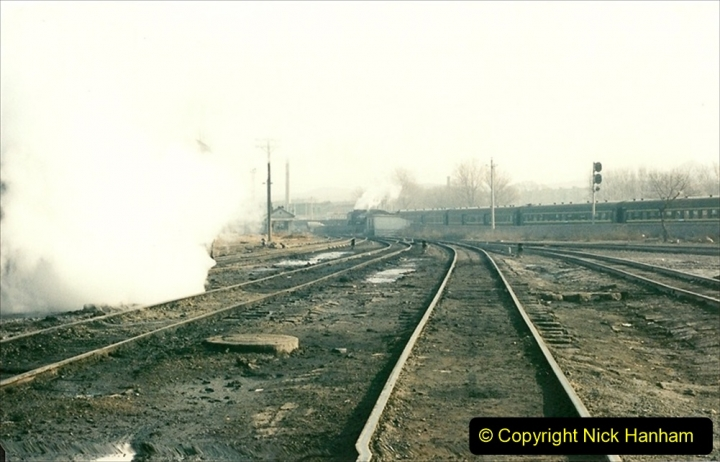 China 1997 November Number 2. (68) Yebaishou shed. 068