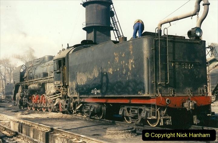 China 1997 November Number 2. (73) Yebaishou shed. 073