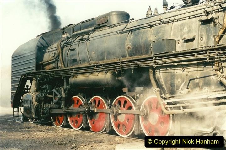 China 1997 November Number 2. (78) Yebaishou shed. 078