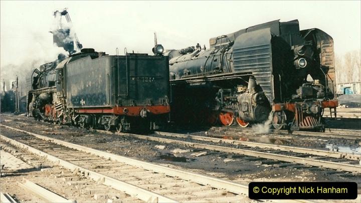 China 1997 November Number 2. (79) Yebaishou shed. 079