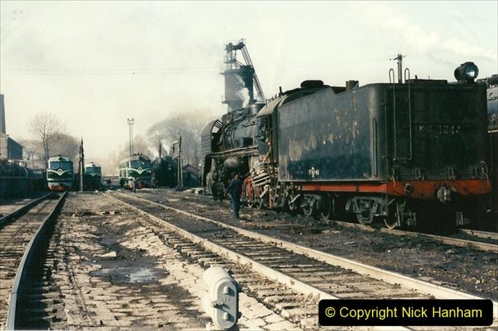 China 1997 November Number 2. (81) Yebaishou shed. 081