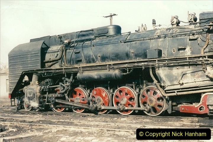 China 1997 November Number 2. (82) Yebaishou shed. 082