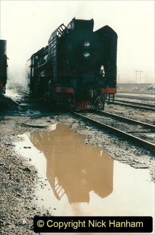China 1997 November Number 2. (86) Yebaishou shed. 086
