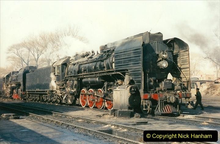 China 1997 November Number 2. (92) Yebaishou shed. 092