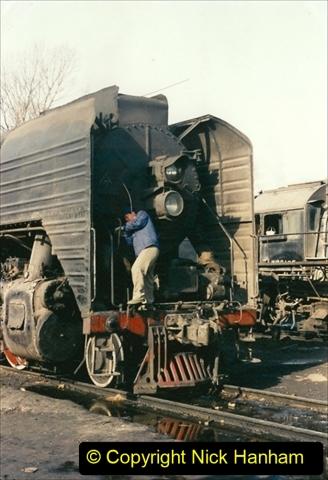 China 1997 November Number 2. (97) Yebaishou shed. 097