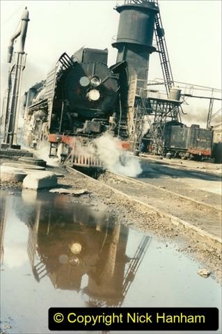 China 1997 November Number 2. (98) Yebaishou shed. 098