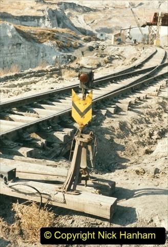 China 1999 October Number 1. (149) At Jalainur Opencast Coal Mine.