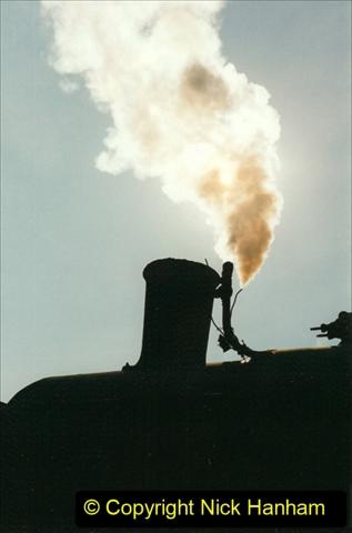 China 1999 October Number 1. (156) At Jalainur Opencast Coal Mine.