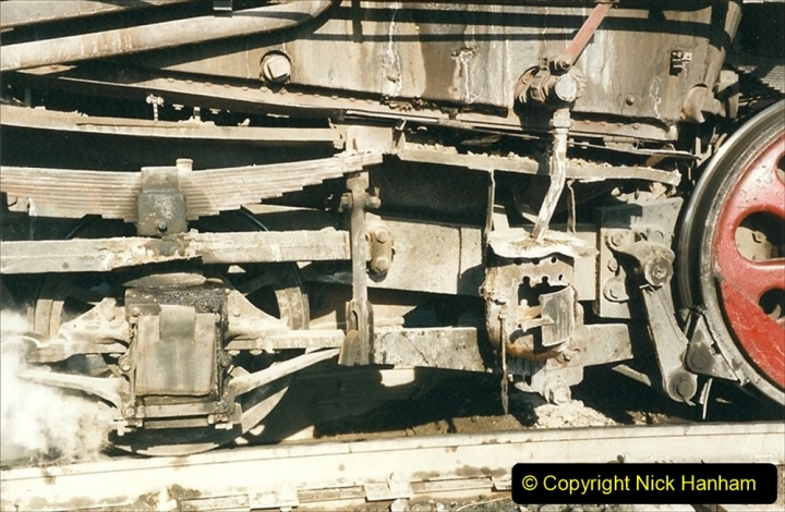 China 1999 October Number 1. (174) At Jalainur Opencast Coal Mine.