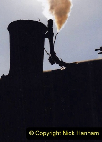 China 1999 October Number 1. (254) At Jalainur Opencast Coal Mine.