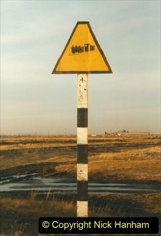 China 1999 October Number 1. (270) Jalainur mine area.