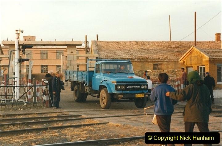 China 1999 October Number 1. (272) Jalainur mine area.