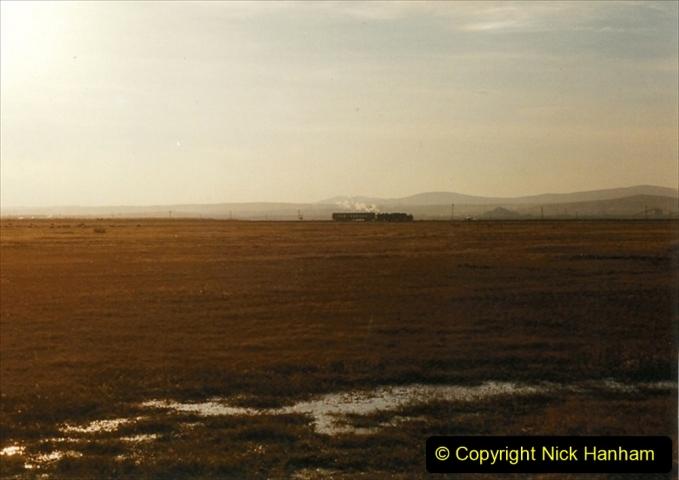 China 1999 October Number 1. (273) Jalainur mine area.