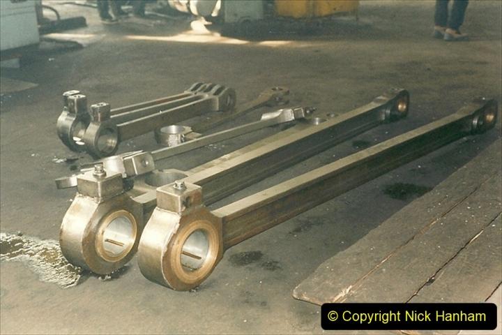 China 1999 October Number 1. (337) Jalinur Loco Works.