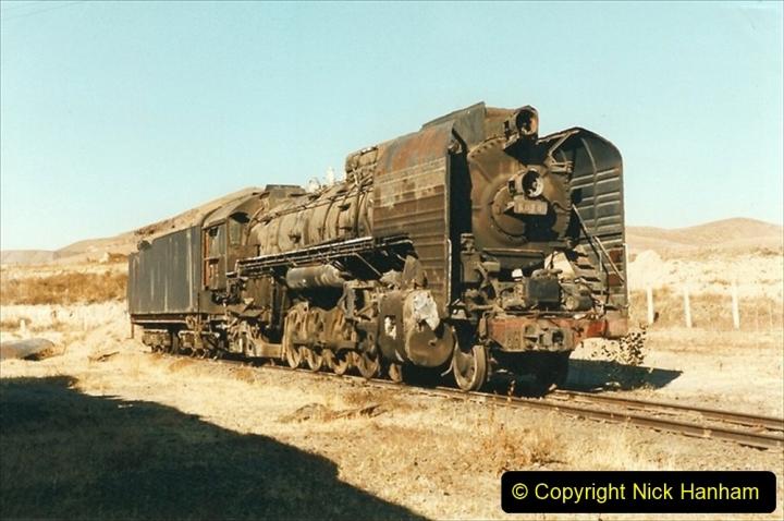 China 1999 October Number 2. (169) China Rail Deban Depot.