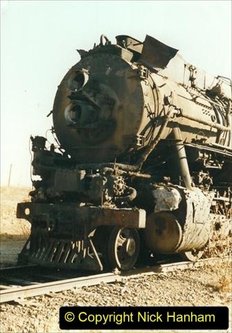 China 1999 October Number 2. (170) China Rail Deban Depot.