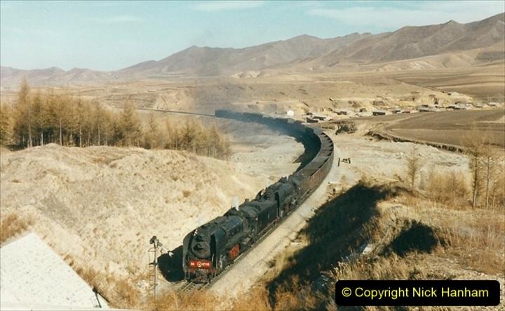 China 1999 October Number 2. (224) First sight og the Jingpeng.