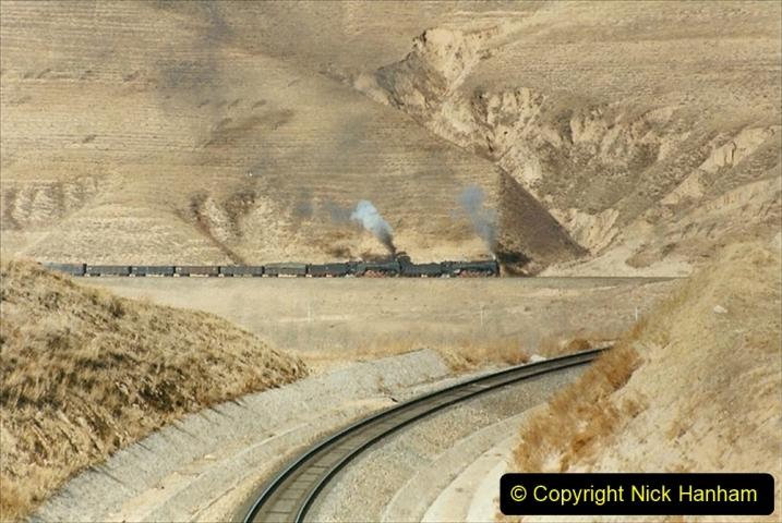 China 1999 October Number 2. (240) The Jingpeng Pass.