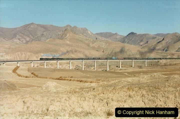 China 1999 October Number 2. (241) The Jingpeng Pass.