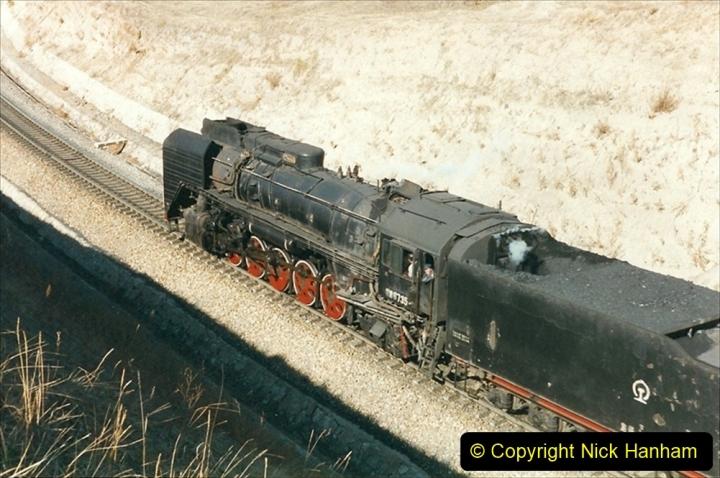 China 1999 October Number 2. (250) The Jingpeng Pass.