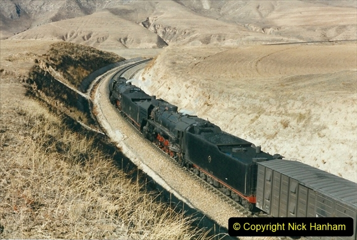 China 1999 October Number 2. (251) The Jingpeng Pass.