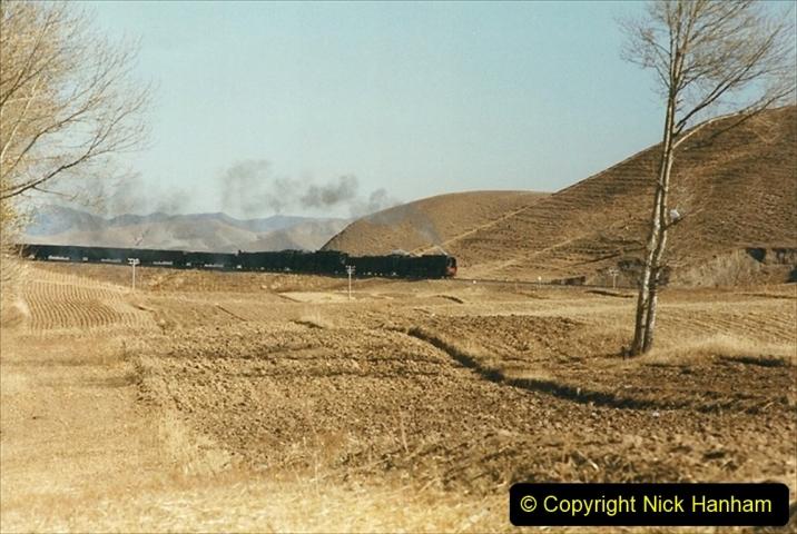 China 1999 October Number 2. (278) The Jingpeng Pass.