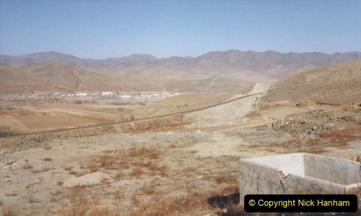 China 1999 October Number 2. (282) The Jingpeng Pass.