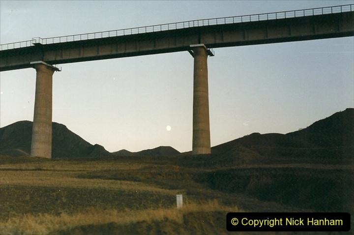 China 1999 October Number 2. (283) The Jingpeng Pass.