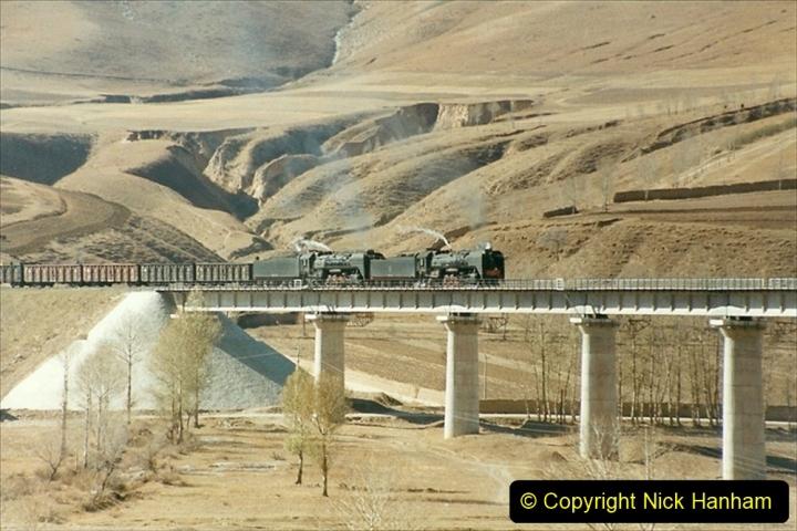China 1999 October Number 2. (286) The Jingpeng Pass.