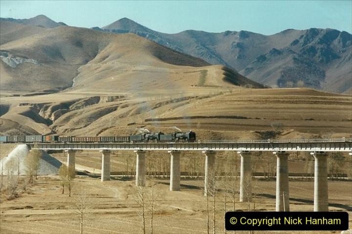 China 1999 October Number 2. (287) The Jingpeng Pass.