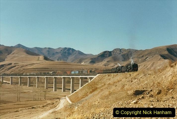 China 1999 October Number 2. (288) The Jingpeng Pass.