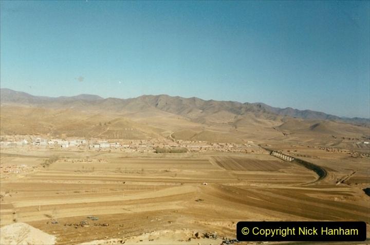 China 1999 October Number 2. (300) The Jingpeng Pass.