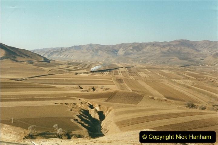 China 1999 October Number 2. (303) The Jingpeng Pass.
