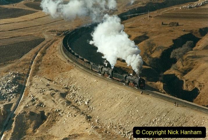 China 1999 October Number 2. (305) The Jingpeng Pass.