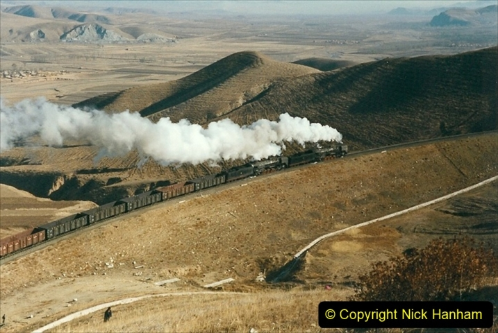 China 1999 October Number 2. (307) The Jingpeng Pass.