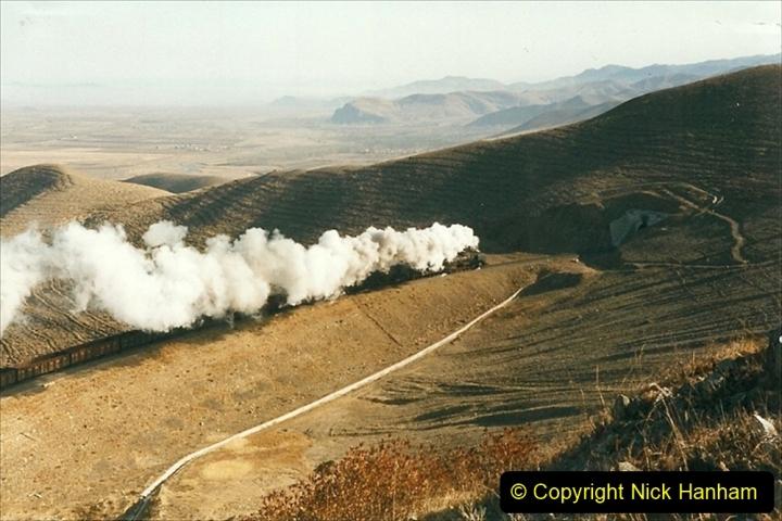 China 1999 October Number 2. (308) The Jingpeng Pass.