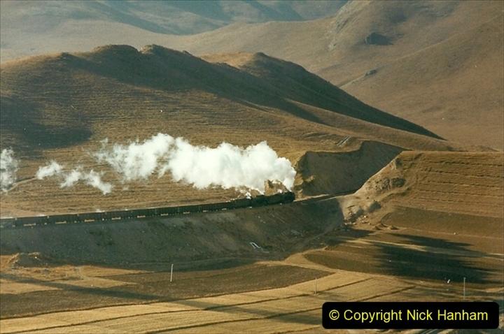 China 1999 October Number 2. (310) The Jingpeng Pass.