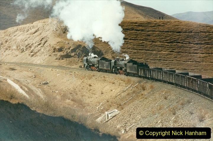 China 1999 October Number 2. (313) The Jingpeng Pass.