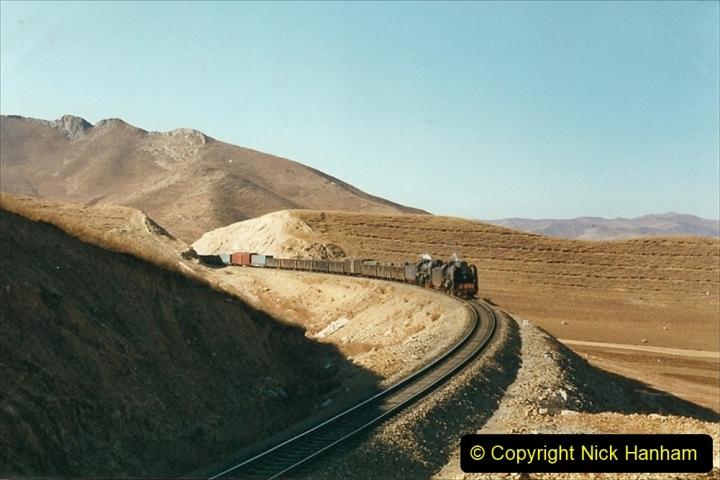 China 1999 October Number 2. (314) The Jingpeng Pass.