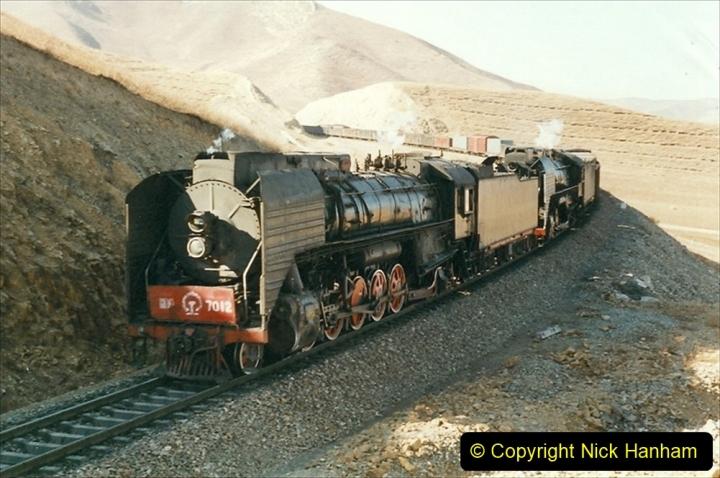 China 1999 October Number 2. (315) The Jingpeng Pass.