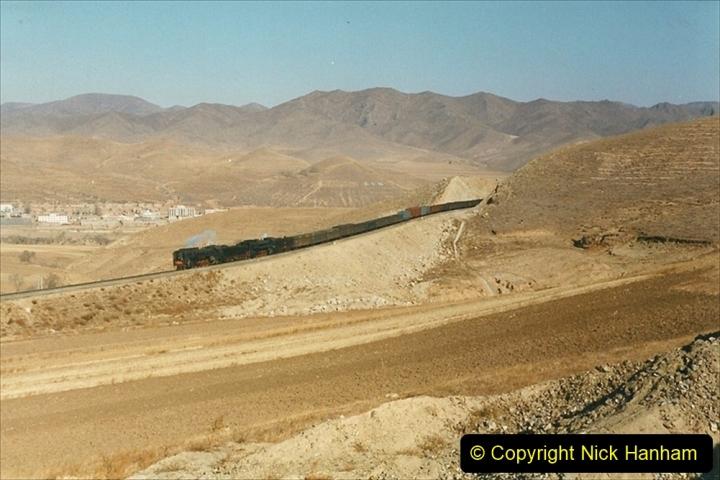 China 1999 October Number 2. (316) The Jingpeng Pass.