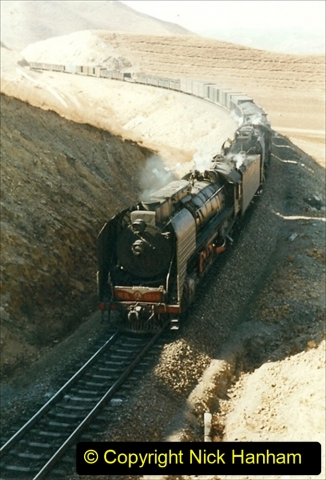 China 1999 October Number 2. (320) The Jingpeng Pass.