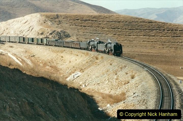 China 1999 October Number 2. (321) The Jingpeng Pass.