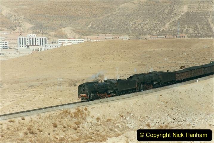 China 1999 October Number 2. (322) The Jingpeng Pass.