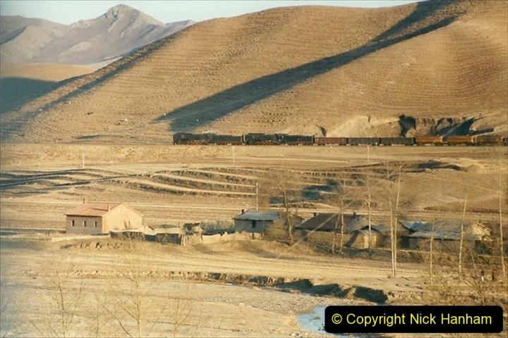 China 1999 October Number 2. (323) The Jingpeng Pass.