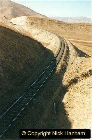 China 1999 October Number 2. (325) The Jingpeng Pass.