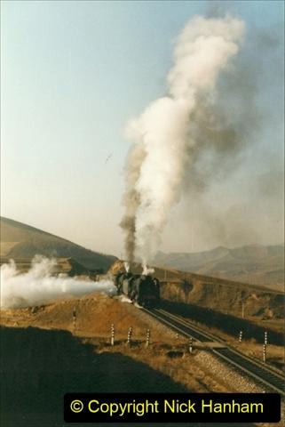 China 1999 October Number 2. (329) The Jingpeng Pass.