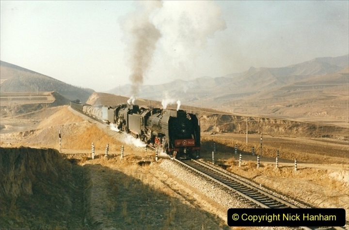 China 1999 October Number 2. (330) The Jingpeng Pass.